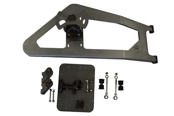 Picture of a Body Mounted Tire Carrier (Supports up to 40 inch tire)