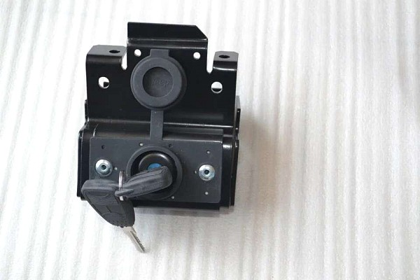 Picture of a Bonnet Lock Engine Hood Lock With Key