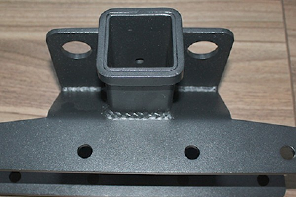Picture of a Jeep Wrangler JK Tow Bar Base Kit