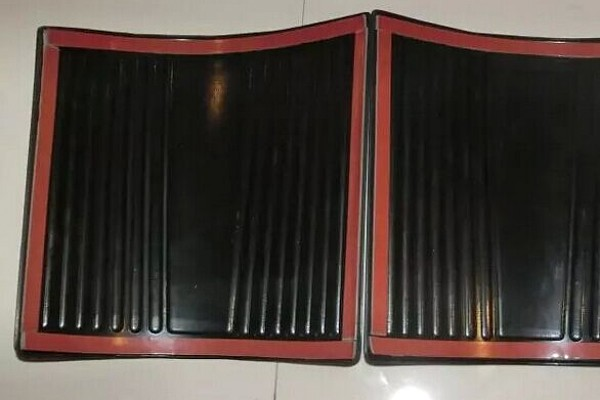 Picture of a 1xPair Body Armor Side Cowl Cover
