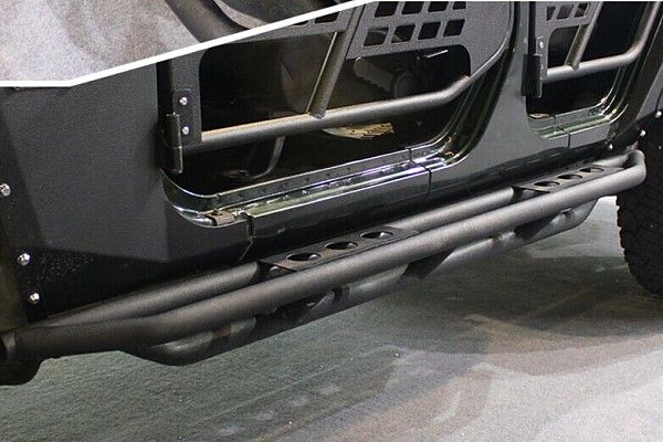 Picture of a 4 Door 3-Tube Rock Sliders (Set)
